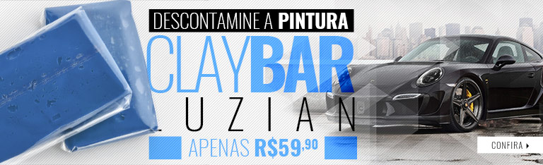 Claybar Luzian - Apenas R$ 59,90