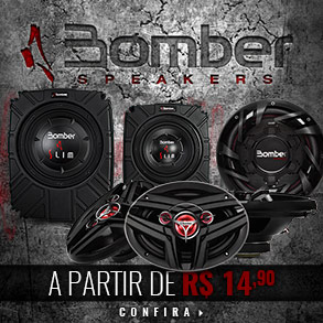Bomber Speakers a partir de 14,90